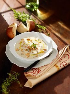 Mushroom Recipes, Stuffed Mushrooms, Eggs, Favorite Recipes, Champions, Breakfast, Food Food, Soups, German