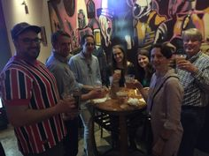 23dec2016 Private Wynwood Beer and Art tour Wakefield Brewery