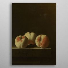 Adriaen Coorte – Three by Fine Art Wall Art Prints, Framed Prints, Canvas Prints, Vintage Posters, Duvet Covers, Third, Canvas Art, Wall Decor, Weekender Tote