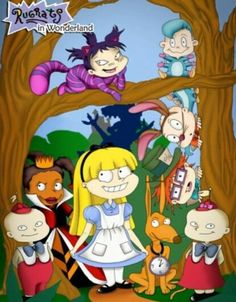 Rugrats in Wonderland