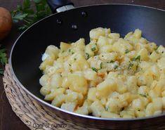 patate in padella cremose