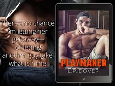 Wicked Tales of Racy Reads: Playmaker by L.P. Dover