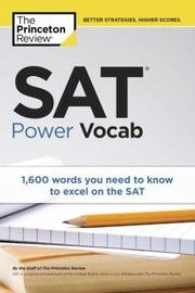 SAT Power Vocabulary - click to Reserve!