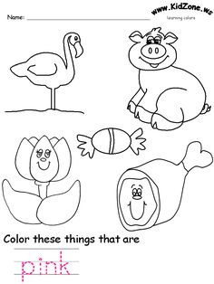 The Color Orange Coloring Page Free Coloring Pages And Other Goodies Busy Little Hands