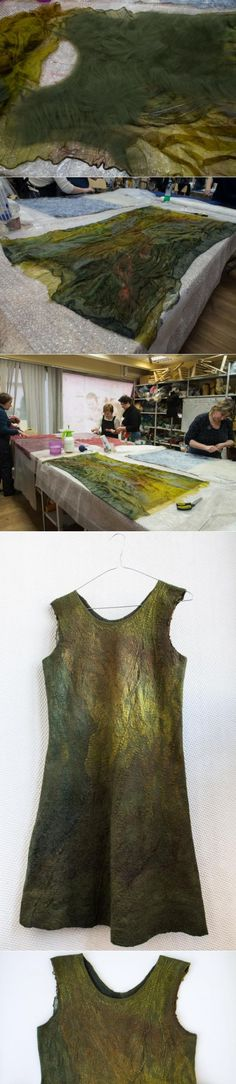 Photo report from the February of the master class for dresses - Fair Masters - handmade, handmade
