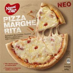 PIZZA MARGHERITA ΨΗΣ