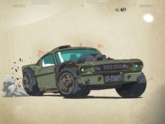 Custom Muscle Cars, Custom Cars, Cool Car Drawings, Bike Photography, Futuristic Art, Drifting Cars, Car Illustration, Car Sketch, Cyberpunk