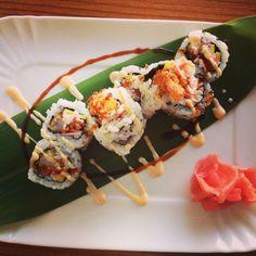 3. this is really good #mayphotoaday OMG! amazing sushi #wesuperloveit #Temakinho #Milan #cannotlivewithout