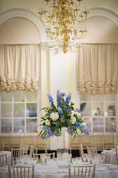 Wedding reception at Blenheim Palace