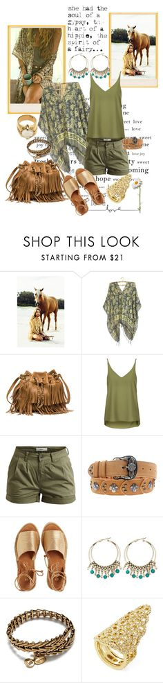 """""""Heart and Soul"""" by sweetdee55 ❤ liked on Polyvore featuring Potter's Pot, Spell & the Gypsy Collective, Topshop, Object Collectors Item, Kaanas, Calypso Private Label, Alex and Ani, BCBGMAXAZRIA, Pamela Love and shorts"""