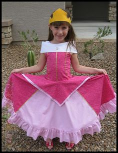 Sweet Little Princess Dress Pattern by KatydidCreationsLLC on Etsy Princess Dress Patterns, Princess Dresses, Princess Costumes, Disney Outfits, Girl Outfits, Photos Booth, Dress Up Boxes, Girls Dresses, Flower Girl Dresses