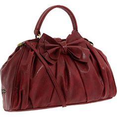 Jessica Simpson...I love a Bow on a Handbag!!
