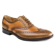 Cresto ZM3776 Tan/Brown Shoes