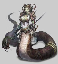 Fantasy Monster, Monster Art, Creature Feature, Creature Design, Dnd Characters, Fantasy Characters, Fantasy Creatures, Mythical Creatures, Character Inspiration