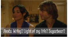 Decidedly Deeks: DeeksMadness Final Game - Engaged/Married Man