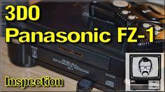 Panasonic 3DO FZ-1 Inspection | Nostalgia Nerd