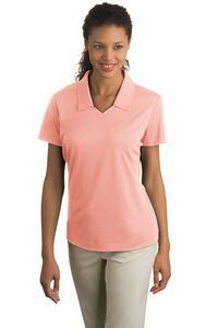 c67d9f85 Nike Golf Ladies' Dri-Fit Micro Pique Sport Shirt - Stay cool when the