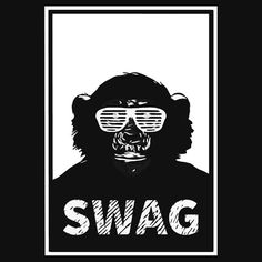 Swagkong is Available as T-Shirts & Hoodies, iPhone Cases, Samsung Galaxy Cases, Posters, Home Decors, Tote Bags, Pouches, Prints, Cards, Leggings, Pencil Skirts, Scarves, iPad Cases, Laptop Skins, Drawstring Bags, Laptop Sleeves, and Stationeries #kingkong #clothing #swag #cool #shoppingonline #redbubble #discount