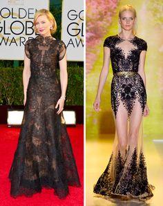 Dalia Pallares opina que Cate Blanchett se vería muy bien en este vestido Zuhair Murad Haute Couture SS 2014