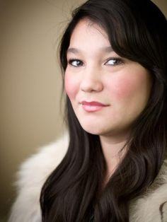 Inuit girl, Alaska