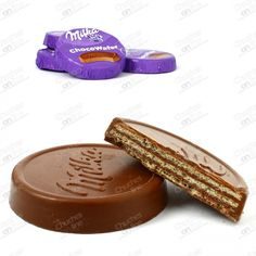 MILKA WAFER - Chuches online | Tienda de chuches, caramelos, golosinas, chocolates y frutos secos