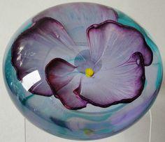 Caithness Thoughtfulness Paperweight 2001 Limited Edition