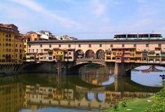 FIRENZE Ponte Vecchio + subway by giovanni_Fabbri
