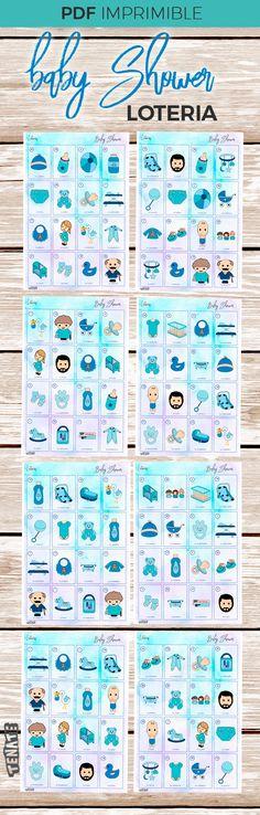 Ideas baby shower invitaciones espanol babyshower for 2019 Baby Shower Photo Booth, Fotos Baby Shower, Baby Shower Photos, Baby Shower Party Favors, Baby Shower Centerpieces, Baby Shower Games, Baby Shower Decorations, Shower Cake, Loteria Para Baby Shower