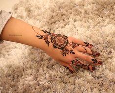 "4,492 Likes, 26 Comments - Arabian Henna (حنا) (@henna_nurahshenna) on Instagram: ""Nurahshenna"""
