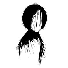 Black Hair Available for tattoo  romanmateutsa@gmail.com