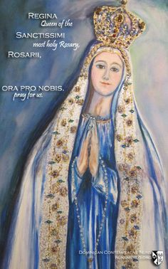 Queen of the Most Holy Rosary