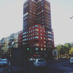 #madrid #building