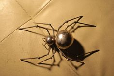 Black Widow Spider Paper Weight by dremeWORKS on Etsy, $50.00