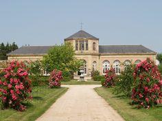 The Orangery – Castle's garden of Beloeil (Belgium) ©2008 Château de Beloeil