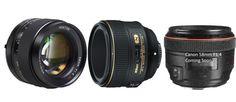 Canon Patent - 58 mm F1.4 Lens