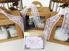 Great Vendor on theKnot.com ! Party Favors & Gifts for Her- Happy Skin Happy Soul LLC -