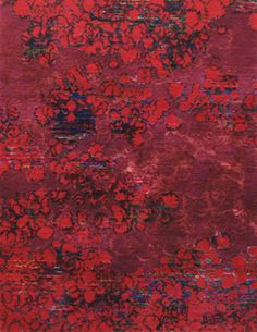 Bennett Bean - High End Knotted #Collections August 2012 #knotted #oriental #rug #carpet