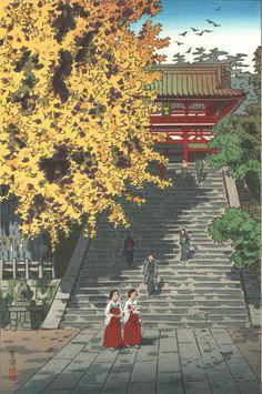 Kasamatsu Shiro - Kamakura Tsurugaoka Hachiman-gu
