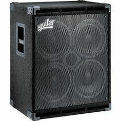 GS 4X10 Cabinet - Aguilar - £1070 (Bass Gallery)