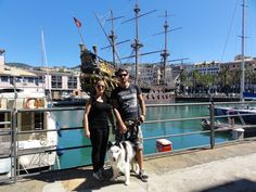 Genova, galeone.