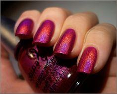 The Polished Perfectionist: China Glaze - QT
