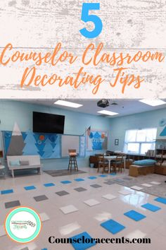 We are sharing our counselor office decorating ideas. Whether you have an office or a classroom, we hope these ideas guide you as you transform your space. School Counselor Office, Counseling Office Decor, Elementary School Counselor, School Counseling, School Classroom, Classroom Decor, Elementary Schools, Counseling Activities, Classroom Design