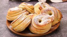Choux Pastry, Vanilla Sugar, Dry Yeast, 4 Ingredients, Bagel, Biscotti, Donuts, Bread, Homemade