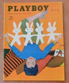 vintage-playboy-magazine-April-1955-PLAYMATE-Marilyn-Waltz