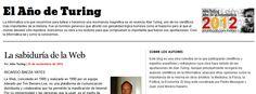 La sabiduría de la Web / Ricardo Baeza Yates @alanturing100 [El Año de Turing blog - http://blogs.elpais.com/turing] | #alanturing100
