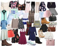 Tara Wardrobe Essentials