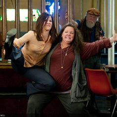 Sandra Bullock and Melissa Movie | The-Heat-Sandra-Bullock-and-Melissa-McCarthy-in-a-still-from-the ...