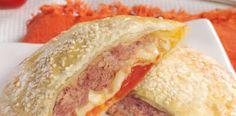 La Salteña Recetas Desayuno/Merienda Sandwich de Atún