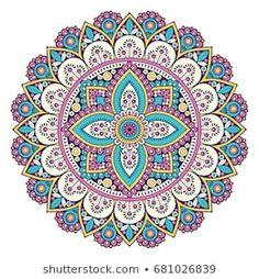 Mandala Art, Mandala Doodle, Mandala Drawing, Crochet Mandala, Flower Mandala, Mandala Design, Pewter Art, Boarders And Frames, Floral Drawing