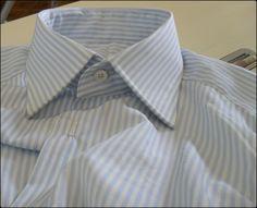Mary Frittolini bespoke shirt texture & pattern